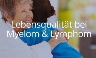 Kurs Lebensqualität bei Myelom und Lymphom