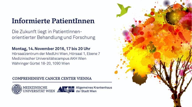 Veranstaltung Informierte PatientInnen