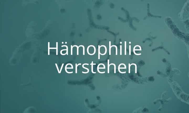 Online Kurs Hämophilie verstehen