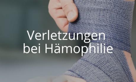 Online Kurs Verletzungen bei Hämophilie