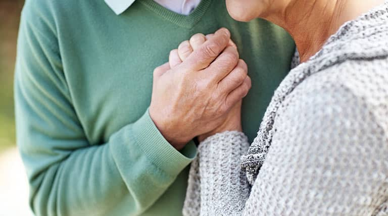 Krebsdiagnose gemeinsam verarbeiten