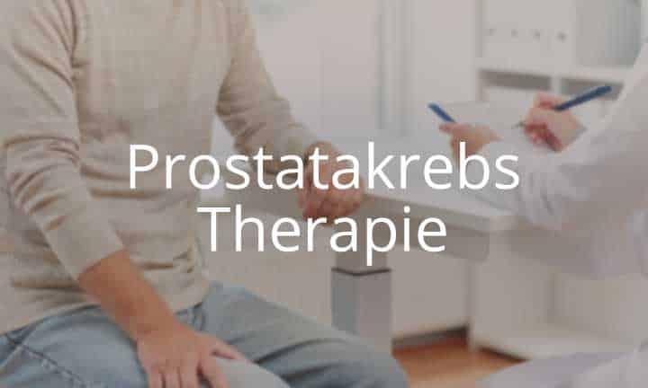 Kurs Prostatakrebs Therapie