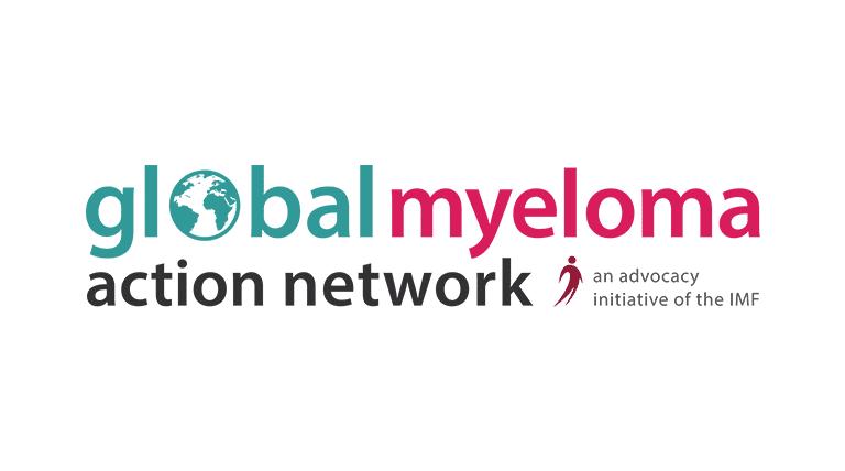 Global Myeloma Action Network Logo