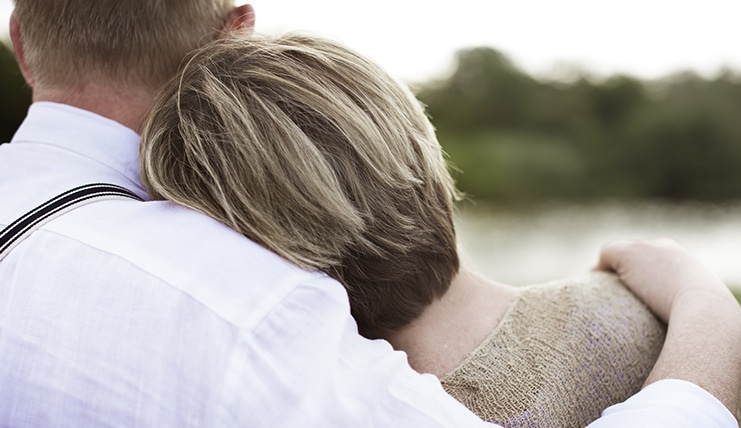 Hilfe fuer Paare nach Krebserkrankung