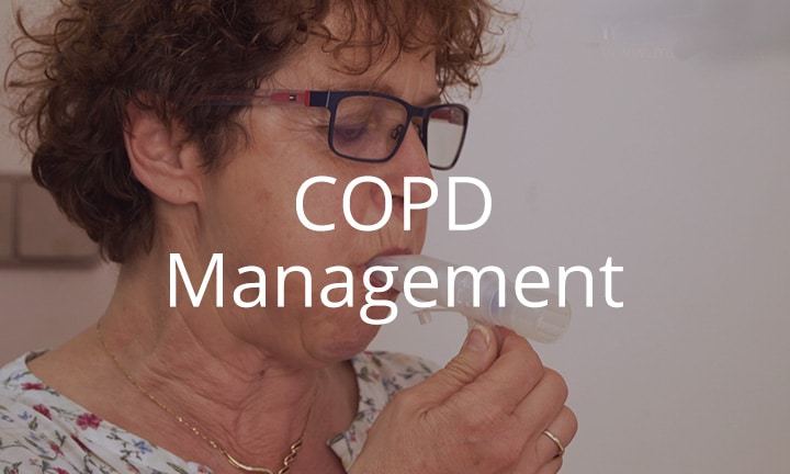 Online Kurs: COPD Management