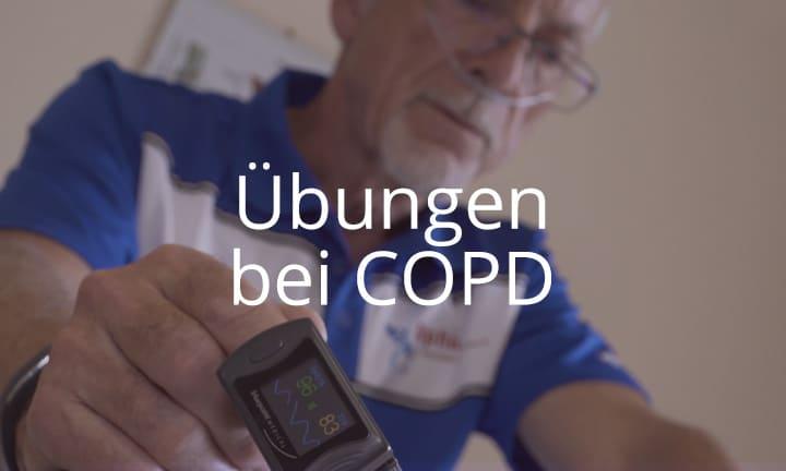 Online Kurs: Übungen bei COPD