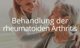 Behandlung der rheumatoiden Arthritis