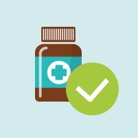 Therapiekontrolle bei CML Medikamentenwirkung