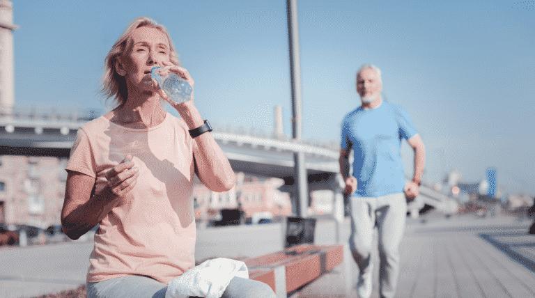 Bewegung hilft bei Fatigue Krebs Patienten