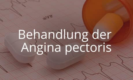 Behandlung der Angina Pectoris