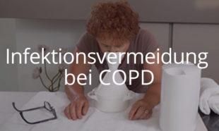 Infektionsvermeidung bei COPD