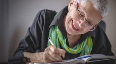 Journaling: Therapie für chronisch kranke Menschen