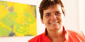Dr. Anita Hörburger, Gründerin des Online-Portals www.selpers.com