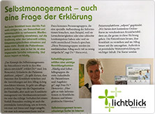 selpers in Magazin Lichtblick September 2018