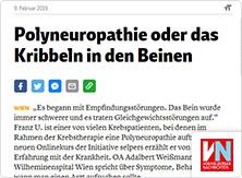 selpers in den Vorarlberger Nachrichten Februar 2019