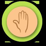 Positive Körperwahrnehmung bei Rheumatoider Arthritis: Tasten