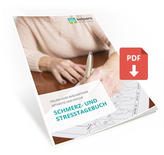 Schmerz- und Stresstagebuch