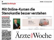 selpers in Ärzte Woche April 2019