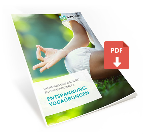 Entspannung: Yogaübungen