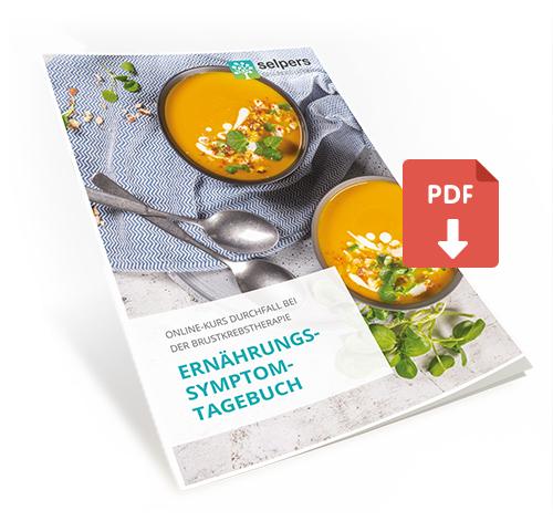 Ernährungs-Symptom-Tagebuch bei Durchfall