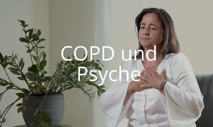 """Online-Kurs """"COPD und Psyche"""""""