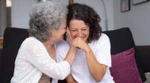 Pflegende Angehörige - Interview