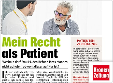 selpers in der Krone September 2019