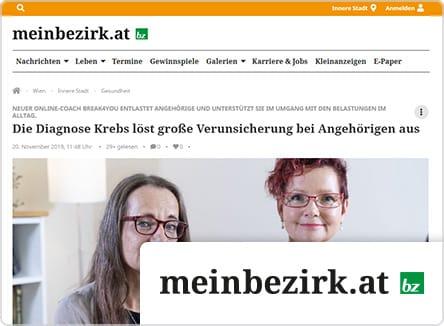 selpers in Mein Bezirk im November 2019
