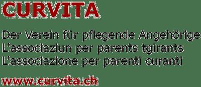 Curvita Verein für pflegende Angehörige Logo
