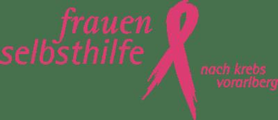 Frauenselbsthilfe nach Krebs Vorarlberg Logo