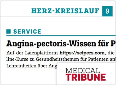 selpers in Medical Tribune März 2019