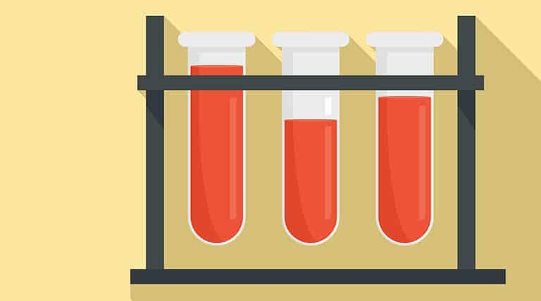 Tumormarker-im-Blut
