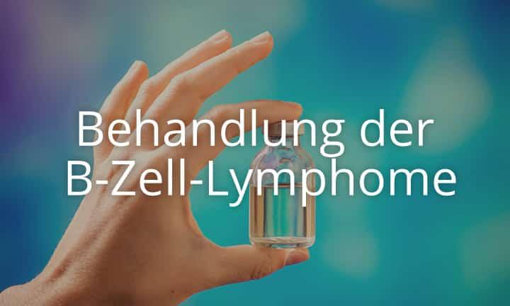 Kurs Behandlung der B-Zell-Lymphome