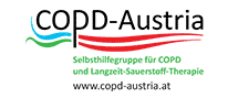 Logo COPD Austria