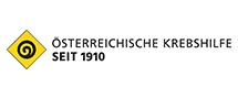 Logo Österreichische Krebshilfe