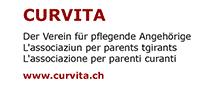 Logo Curvita Verein für pflegende Angehörige