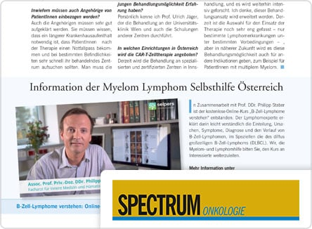 selpers in Spectrum Onkologie