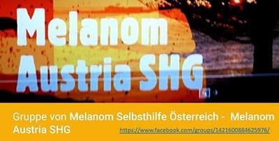 Logo Melanom Austria SHG