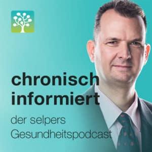 """Experten-Sprechstunde: """"Gut umgehen mit Ungewissheit und Angst"""" mit PhDr. Dr. Cornel Binder-Krieglstein – selpers LIVE"""