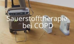 Online-Kurs: Sauerstofftherapie bei COPD