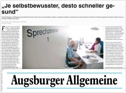 selpers in Augsburger Allgemeine