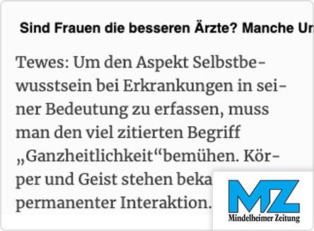 selpers in Mindelheimer Zeitung