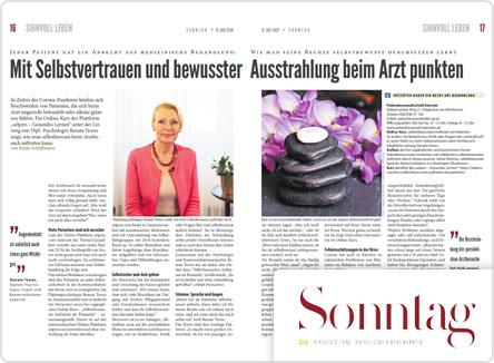 selpers in Sonntag Kirchenzeitung Kärnten
