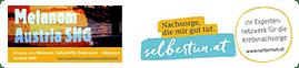Logo Melanom Austria und selbertun.at