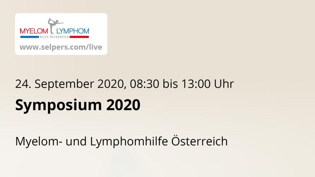 MLH Symposium 2020