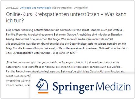 selpers in Springer Medizin