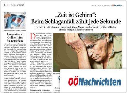 selpers in Oberösterreichische Nachrichten
