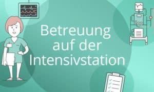 Kursbild Betreuung auf der Intensivstation