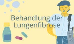Behandlung der Lungenfibrose Kursbild