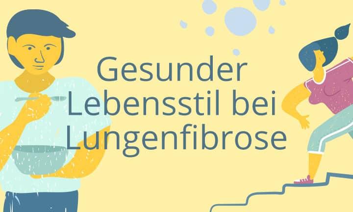 Gesunder Lebensstil bei Lungenfibrose_Kursbild